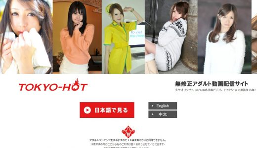 Tokyo-Hot(東京熟)に入会した感想